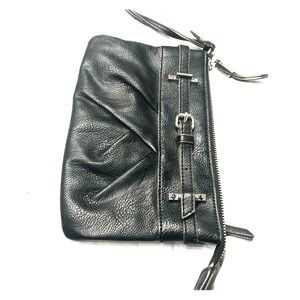 Simply Vera Vera Wang Small Leather Wristlet Purse